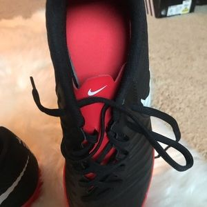 Nike Tiempo soccer shoes excellent condition